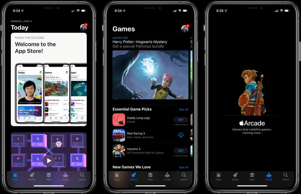 iOS13黑暗模式 苹果 iOS13