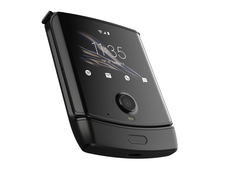 Razr2019 折叠屏手机 摩托罗拉