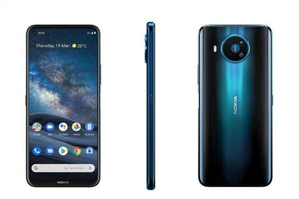 诺基亚 5G手机 亚马逊