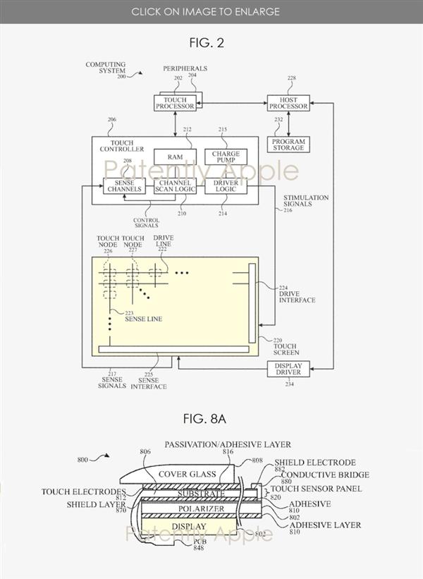 《【沐鸣娱乐网站】苹果发明超薄触摸显示技术:iPhone未来将回归轻薄化》