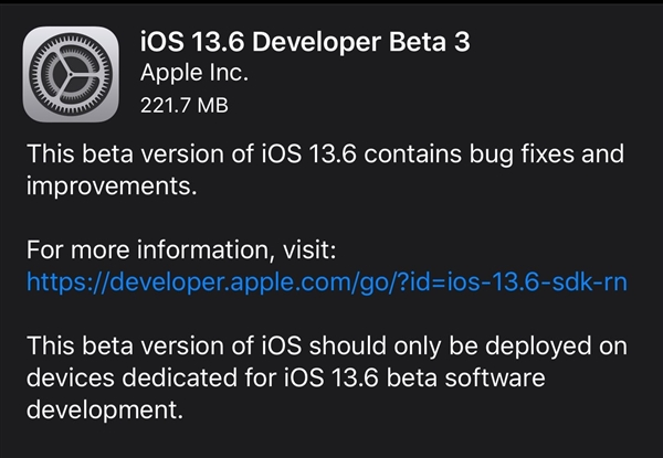 iOS13 苹果 苹果系统