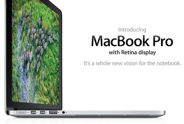 苹果 MacBook Pro 笔记本