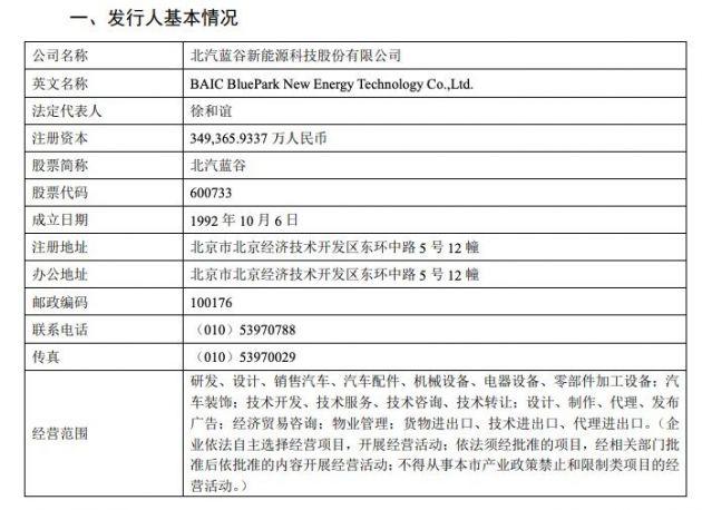 《【沐鸣娱乐登陆注册平台】北汽蓝谷:拟定增募资不超过55亿元》