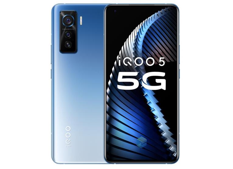 iQOO 5 星溯 8GB+128GB 120Hz柔性屏