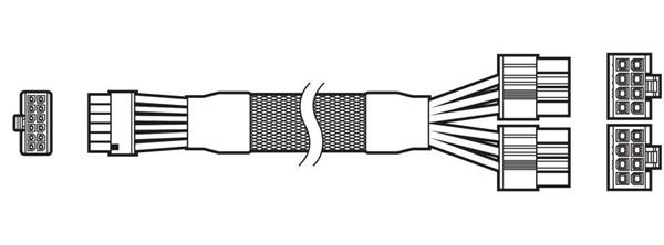 《【沐鸣娱乐网站】海盗船建议RTX 3090显卡搭配850W电源 将开发12针电源线》