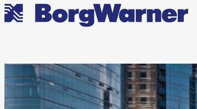银猫3娱乐:博格华纳完成收购汽车系统供应商德尔福科技