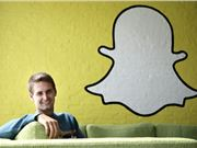 Snapchat 社交媒体 社交媒体营销