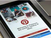 图片分享应用Pinterest最快明年4月上市 估值可能超120亿美元