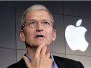 库克 苹果中国销量 苹果中国市场