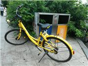 共享单车 ofo 小黄车回收