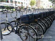 北京第一条自行车专用道