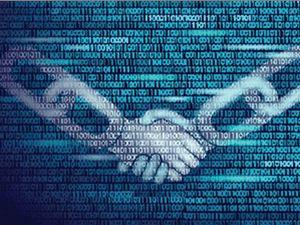 中国银联 区块链 区块链的信息共享平台
