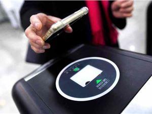 扫码乘车 手机支付 移动支付
