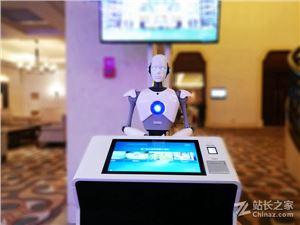 创泽智能机器人董事长李庆民:智能机器人将全面颠覆服务行业