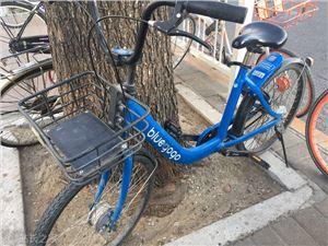 小蓝单车宣布涨价 起步价为15分钟1元
