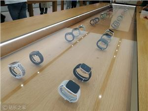 AppleWatch 苹果专利 TouchID