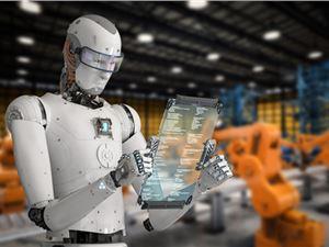 機器人 理發師 人工智能