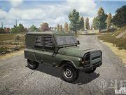 绝地求生防弹乌阿斯吉普车怎么获得 防弹车刷新位置介绍