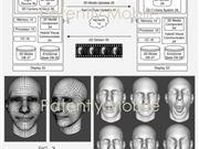 三星最近专利显示 AR表情未来将用于视频通话