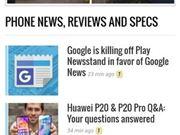 谷歌力推刘海屏:安卓9.0和Chrome都要原生支持