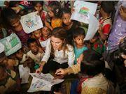 马云向约旦捐款300万美元 帮助难民儿童得到教育机会