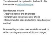 诺基亚7 Plus获安卓9.0正式版系统更新