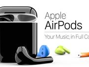 苹果AirPods也要有多彩版了?