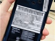 诺基亚新机曝光:后置五颗摄像头加持