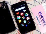 全新Palm面世 智能手机当中的泥石流