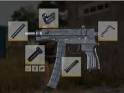 刺激战场Skorpion蝎式手枪握把怎么选择 枪械推荐