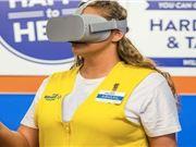 AR VR 混合现实 虚拟现实