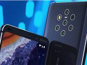 诺基亚9 诺基亚 五摄手机 欧洲