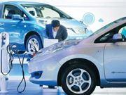 新能源汽车 电动汽车 LED照明