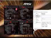微星 Z390 主板 单条 32GB 内存