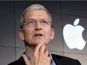 苹果营收 特朗普 苹果公司 苹果股价下跌