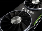 索泰 RTX 2060 非公版 显卡
