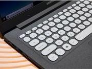 CES2019 三星 三星笔记本 打字机 Notebook Flash
