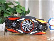 显卡 漂亮 耕升 GeForce RTX 2060 G魂OC 图赏