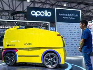 百度 Apollo 百度自动驾驶