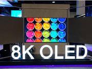 创维CES2019 创维8KOLED电视 创维88吋8KOLED电视 创维 CES2019