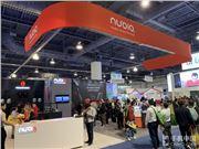 努比亚亮相CES2019 展台引人瞩目