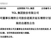 TCL集团 李东生 TCL