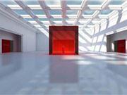 索尼 AR,虚拟展览