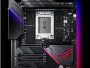 华硕 ROG Zenith Extreme Alpha X399 主板 32核心 撕裂者