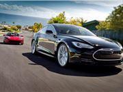 特斯拉 自动驾驶 电动汽车 传感器