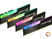 芝奇 AMD X399 撕裂者 内存 三叉戟 四通道 DDR43466