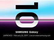 Galaxy S10 三星