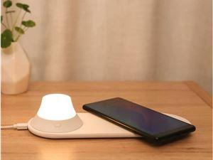 无线充电 无线充电板 小夜灯 小米有品