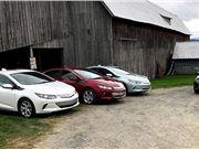 通用汽车工作重心将由混合动力车转移到全电动汽车