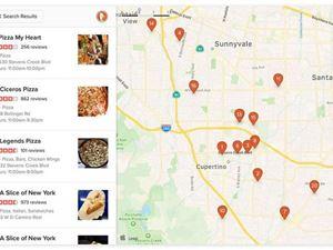 搜索引擎 DuckDuckGo 苹果地图 本地搜索